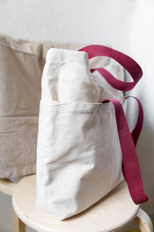 Сумка текстильная 30*35*10 см, 100% хлопок