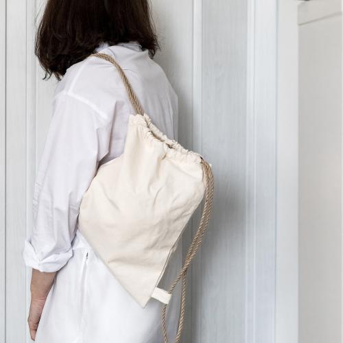Рюкзак текстильный 45*35 см