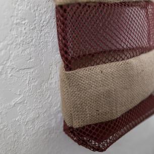 Сумка текстильная 26*20*7 см